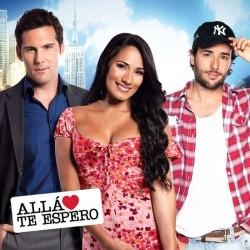 Compra la Telenovela: Allá Te Espero completo en DVD.