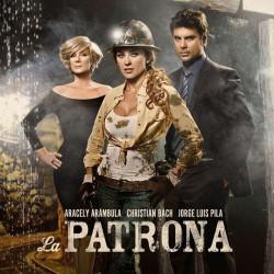 Compra la Telenovela: La Patrona completo en DVD.