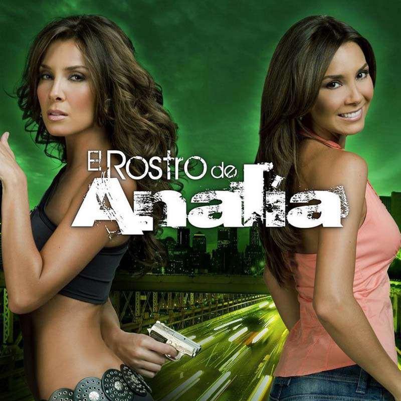 Compra la Telenovela: El rostro de Analia completo en DVD.