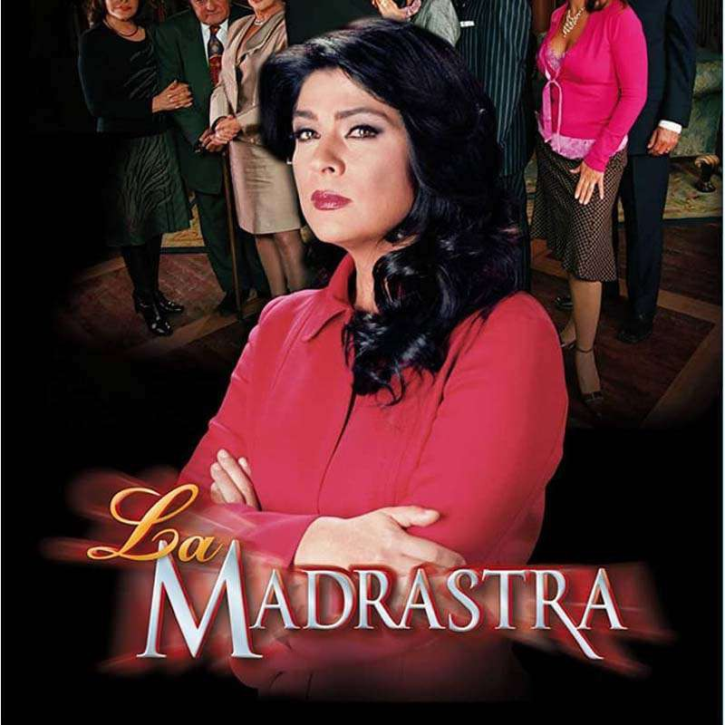 Compra la Telenovela: La Madrastra completo en DVD.