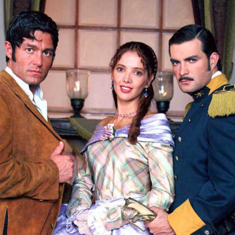 Compra la Telenovela: Amor Real completo en DVD.