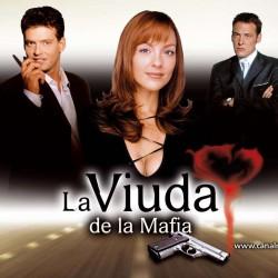 Comprar la Telenovela: La viuda de la mafia completo en DVD.