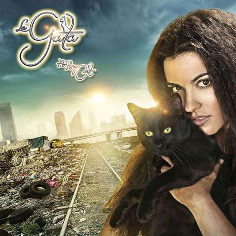 Compra la Telenovela: La gata completo en DVD.
