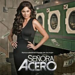 Compra la Serie: Señora Acero completo en DVD.