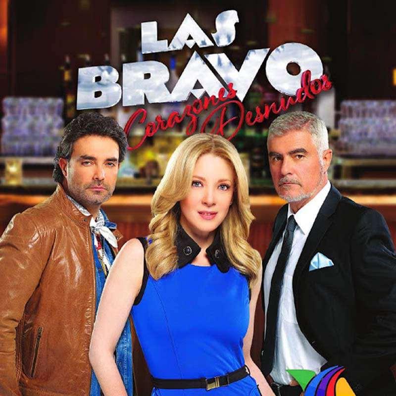 Compra la Telenovela: Las Bravo completo en DVD.