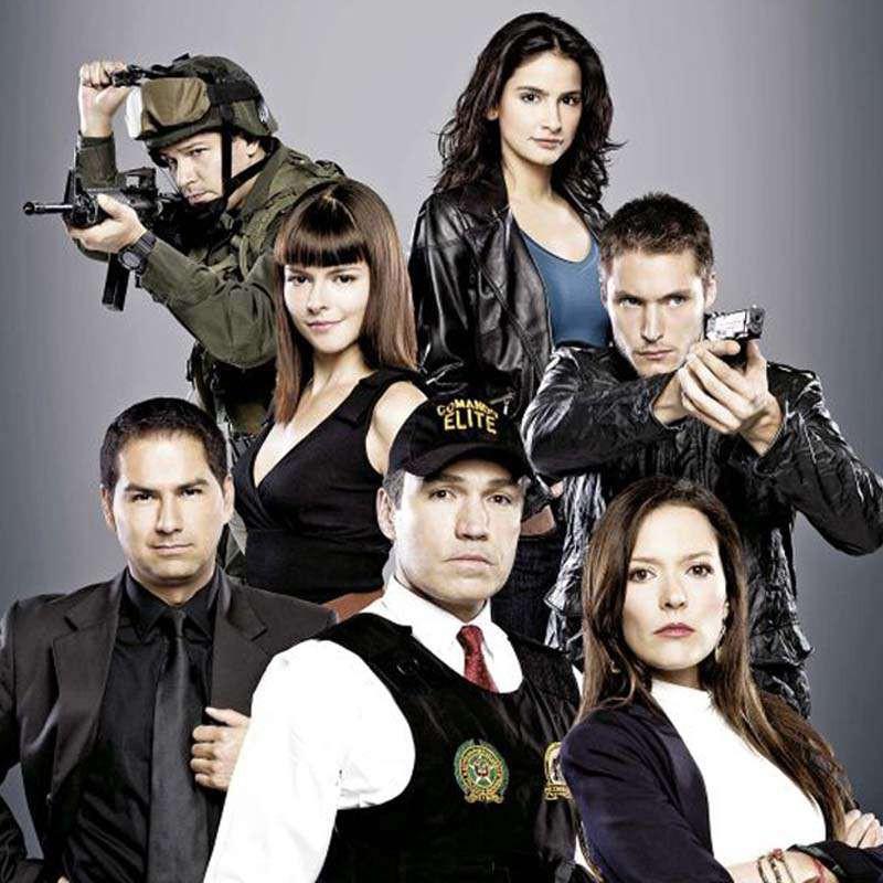 Compra la Serie: Comando Elite completo en DVD.