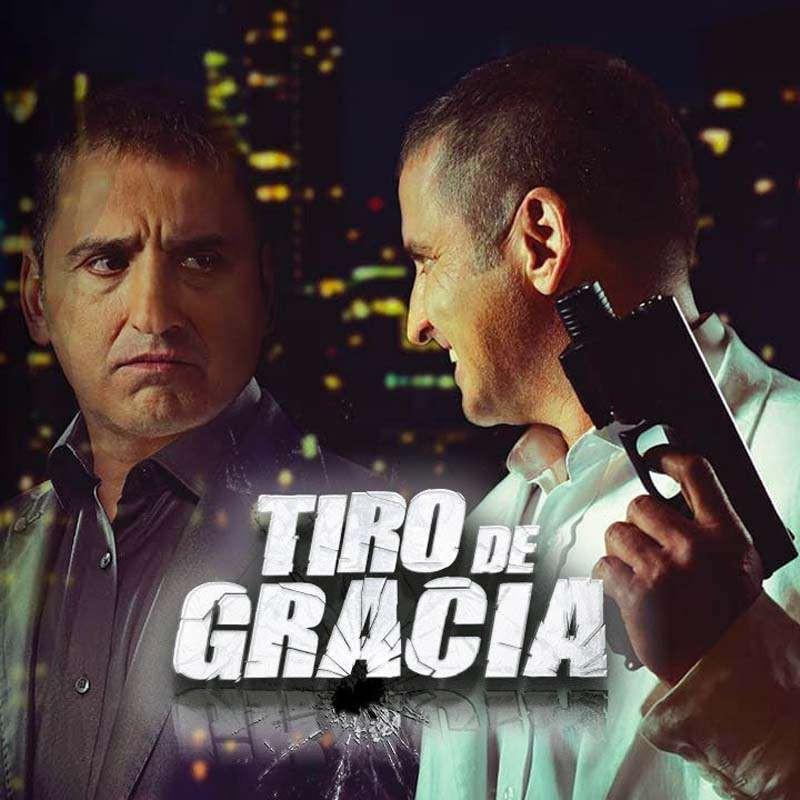 Compra la Serie: Tiro de gracia completo en DVD.