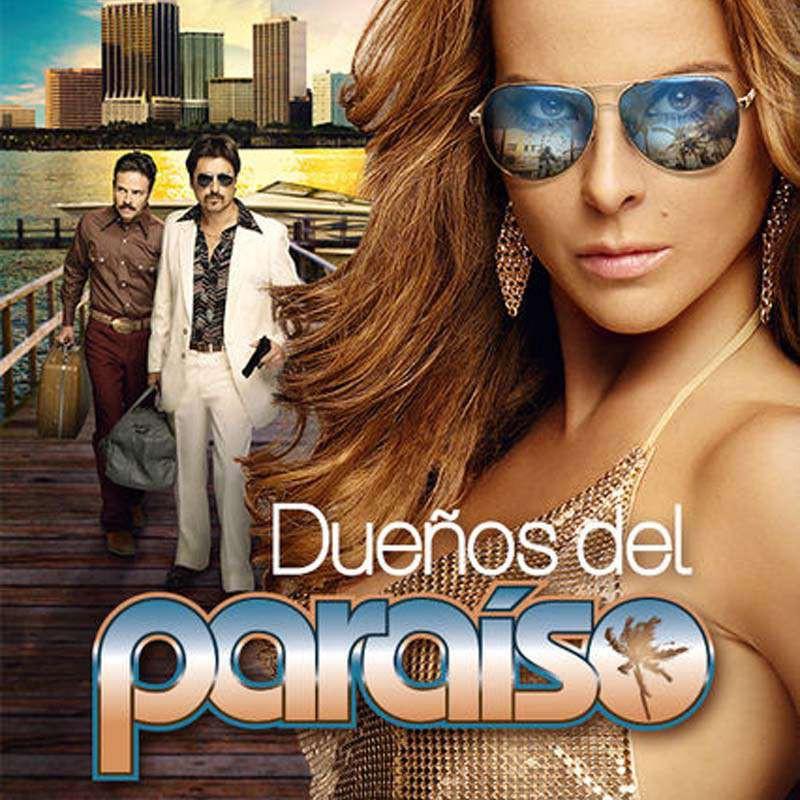 Compra la Telenovela: Dueños del Paraíso completo en DVD.