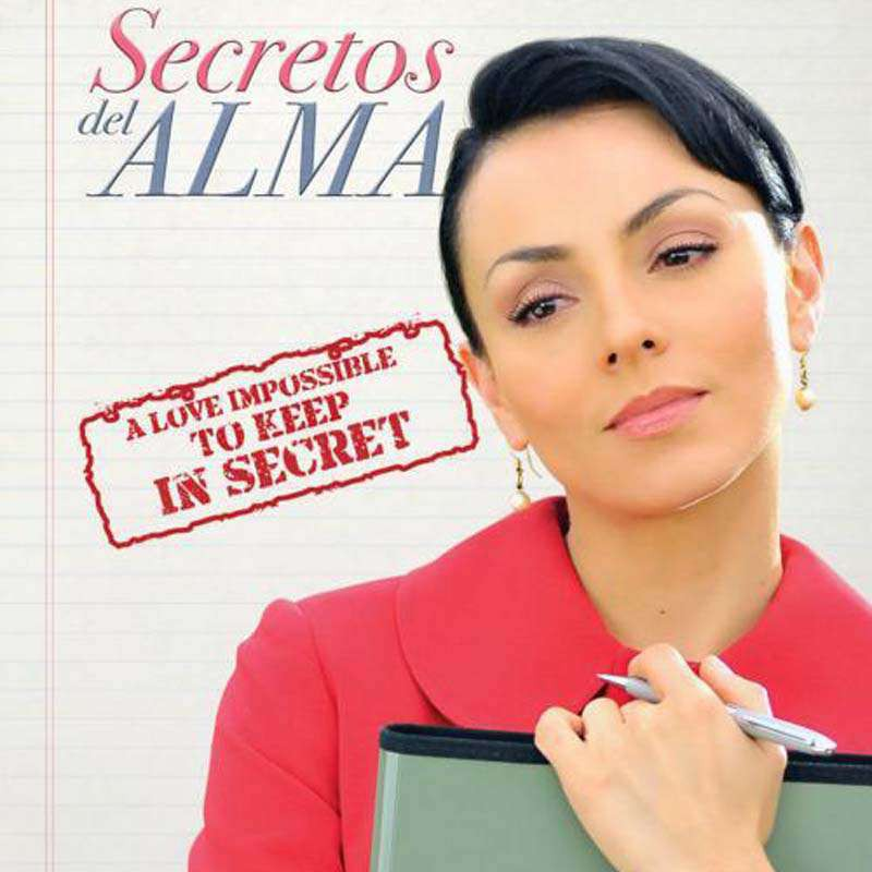 Compra la Telenovela: Secretos del Alma completo en DVD.