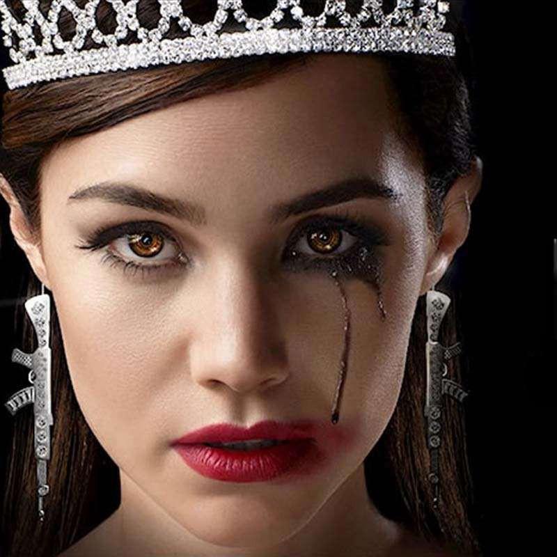 Compra la Serie: Señorita Pólvora completo en DVD.