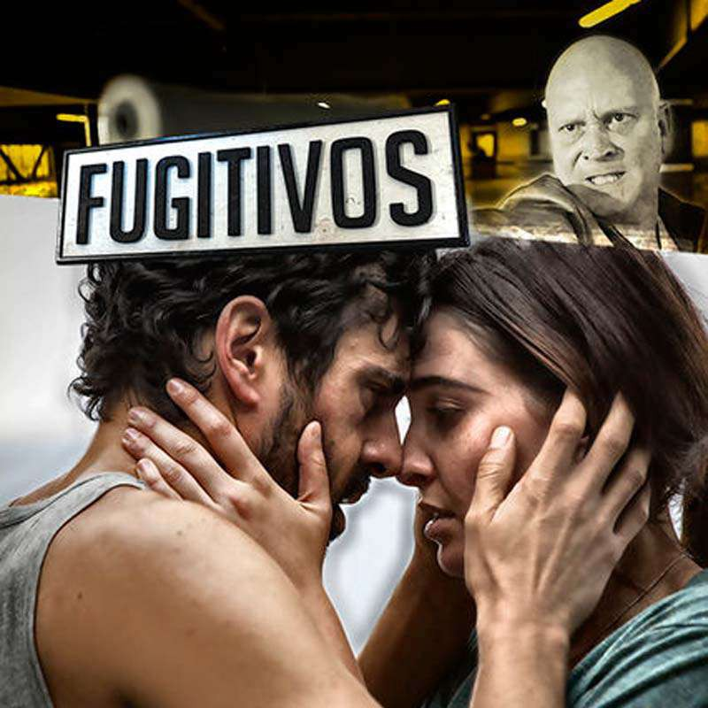 Compra la Serie: Fugitivos completo en DVD.