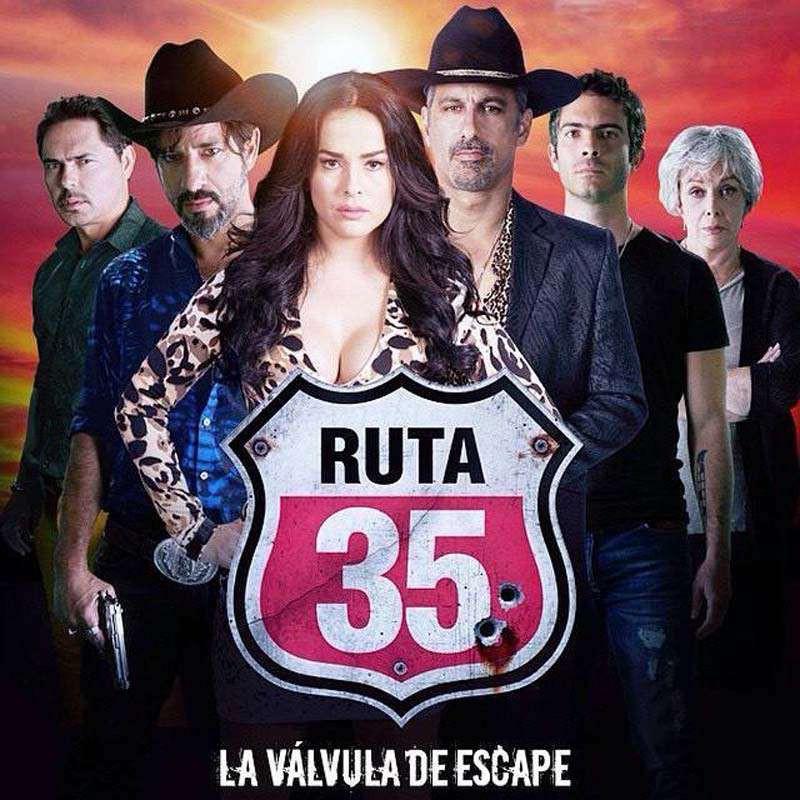 Compra la Serie: Ruta 35 completo en DVD.