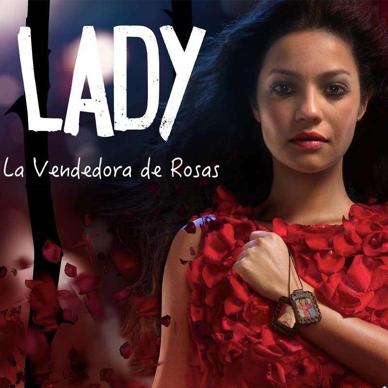Compra la Serie: Lady, la vendedora de rosas completo en DVD.