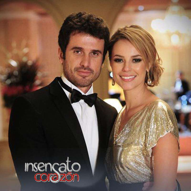 Compra la Telenovela: Insensato corazon completo en DVD.