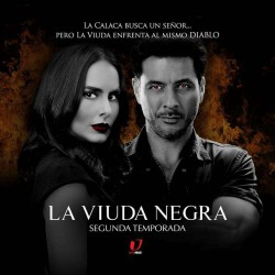 Compra la Serie: La viuda negra 2 completo en DVD.