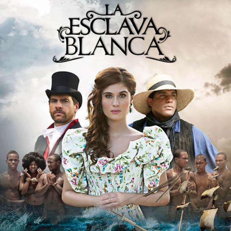 Compra la Serie: La Esclava Blanca completo en DVD.
