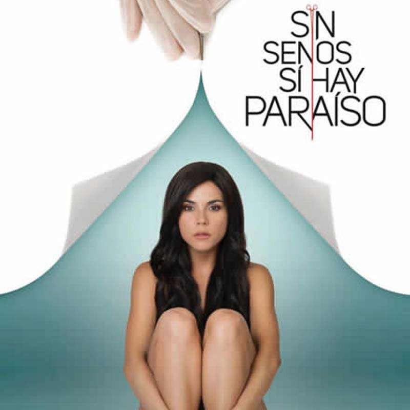 Compra la Telenovela: Sin senos sí hay paraíso completo en DVD.