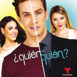 Compra la Telenovela: ¿Quién es quién? completo en DVD.