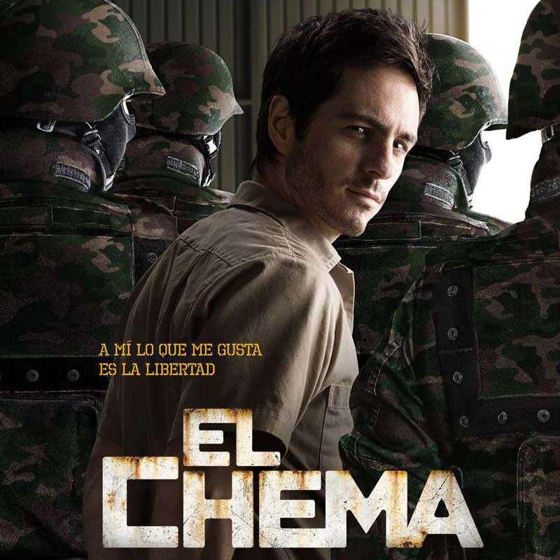 Compra la Serie: El Chema completo en DVD.