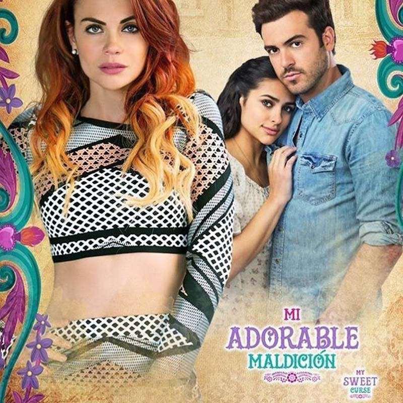 Compra la Telenovela: Mi adorable maldición completo en DVD.