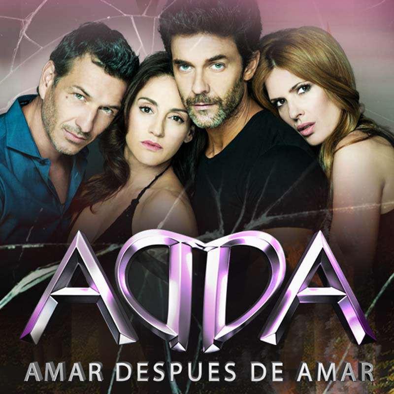 Compra la Telenovela: ADDA - Amar después de amar completo en DVD.