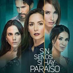 Compra la Telenovela: Sin Senos Si Hay Paraiso 2 completo en DVD.