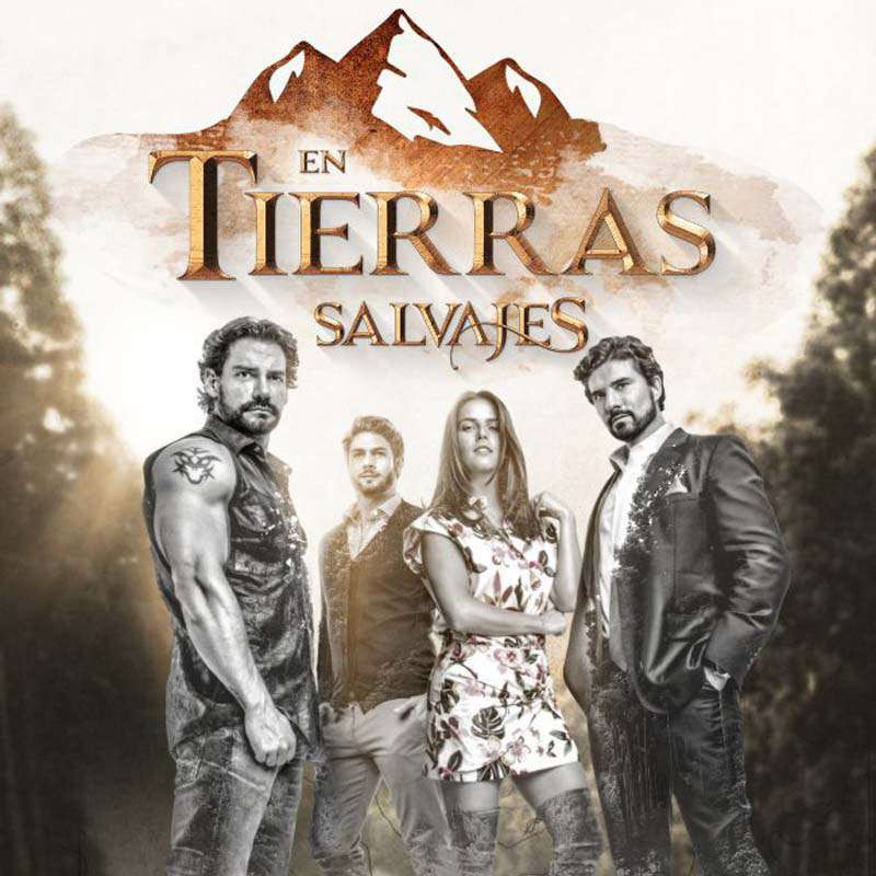 Compra la Telenovela: En tierras salvajes completo en DVD.