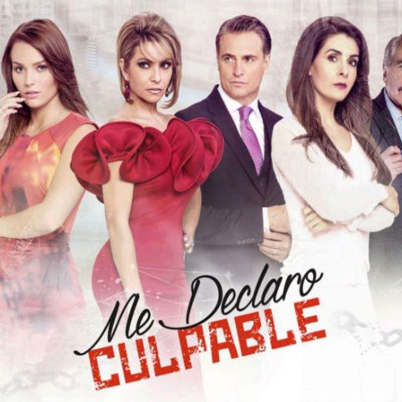Compra la Telenovela: Me declaro culpable completo en DVD.