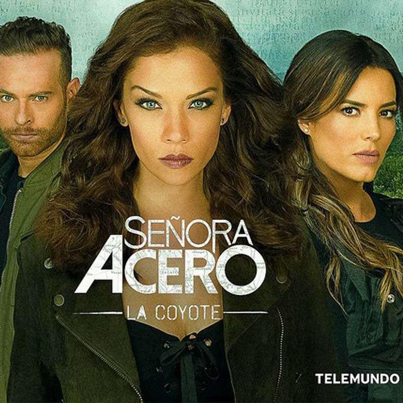 Compra la Serie: Señora Acero 4 completo en DVD.