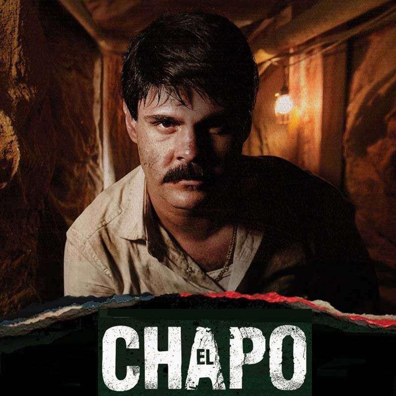 Compra la Serie: El Chapo completo en DVD.