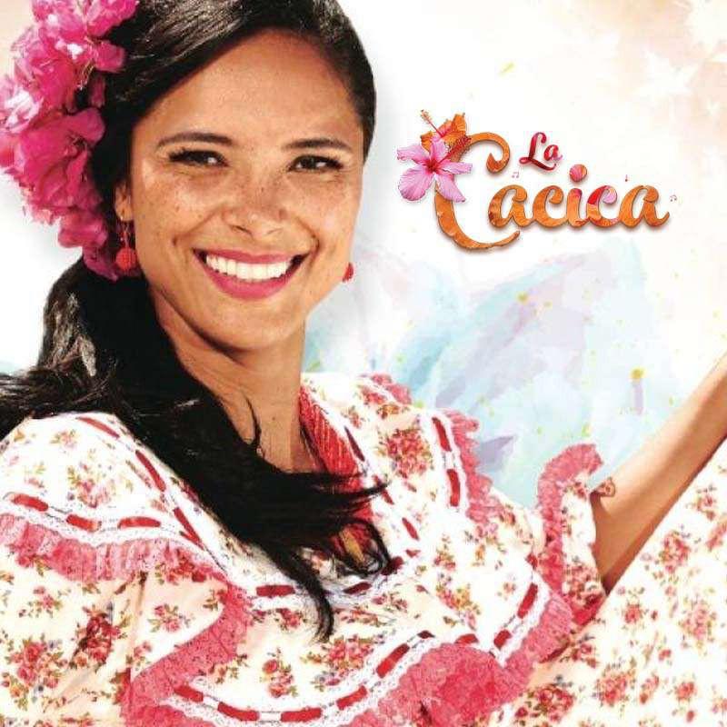 Compra la Serie: La Cacica un corazón de leyenda completo en DVD.