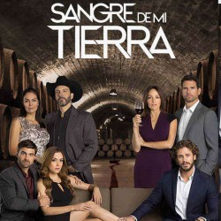Compra la Telenovela: Sangre de mi tierra completo en DVD.