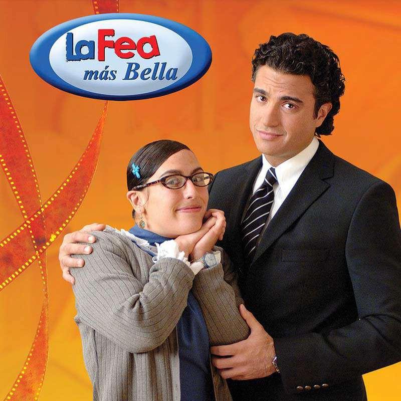 Compra la Telenovela: La fea más bella completo en DVD.