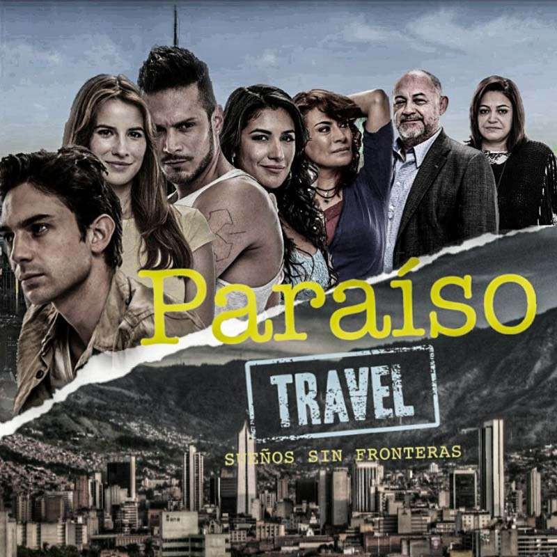 Compra la Serie: Paraíso Travel completo en DVD.