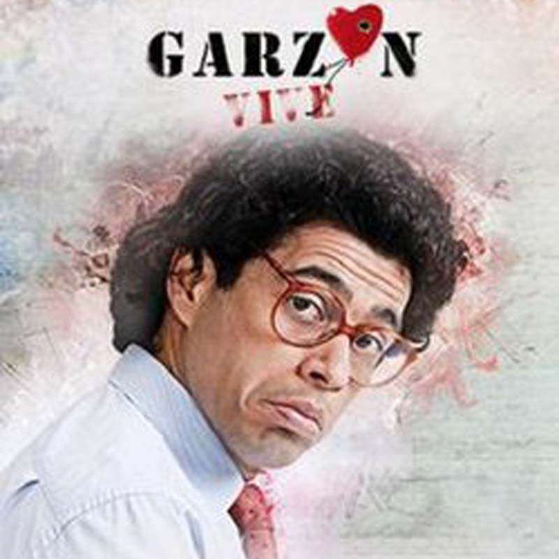 Compra la Telenovela: Garzón vive completo en DVD.