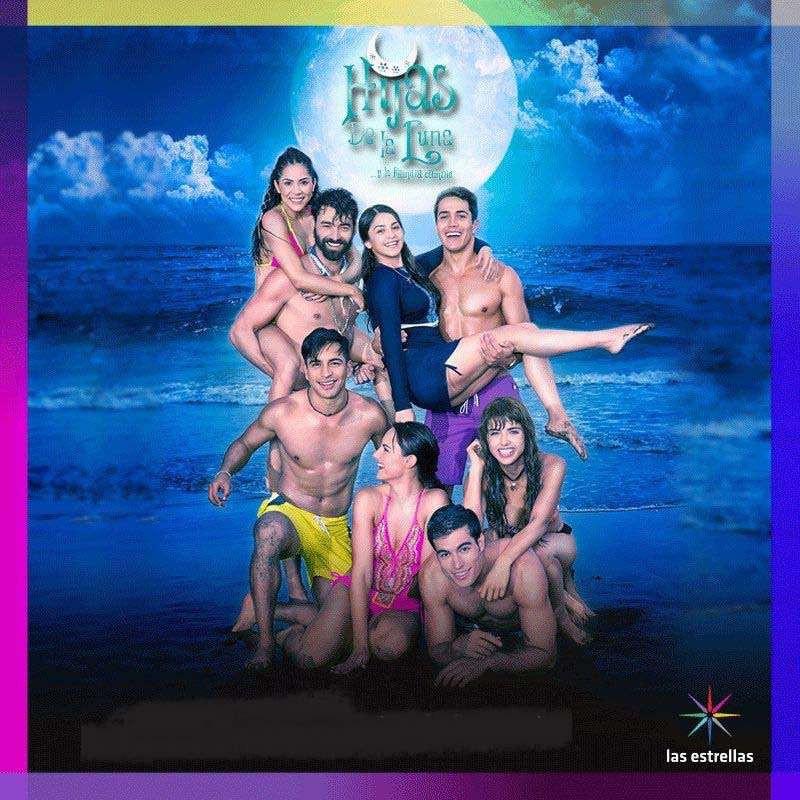 Compra la Telenovela: Hijas de la luna completo en DVD.