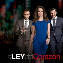 Compra la Telenovela: La ley del corazón completo en DVD.
