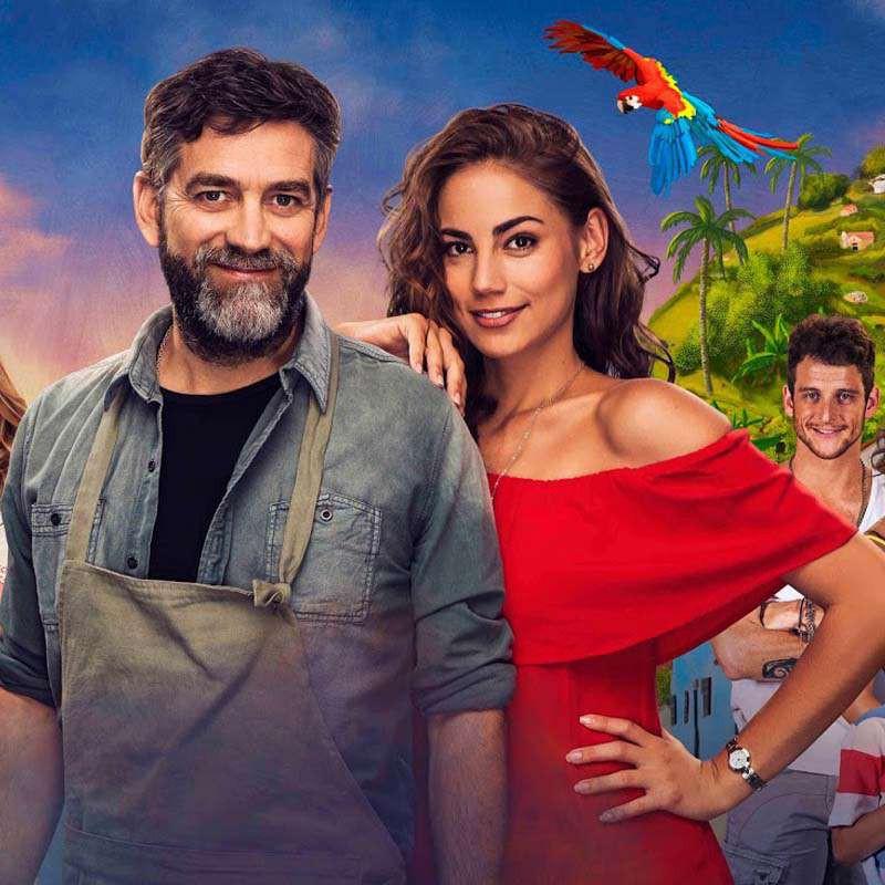 Compra la Telenovela: La Colombiana completo en DVD.