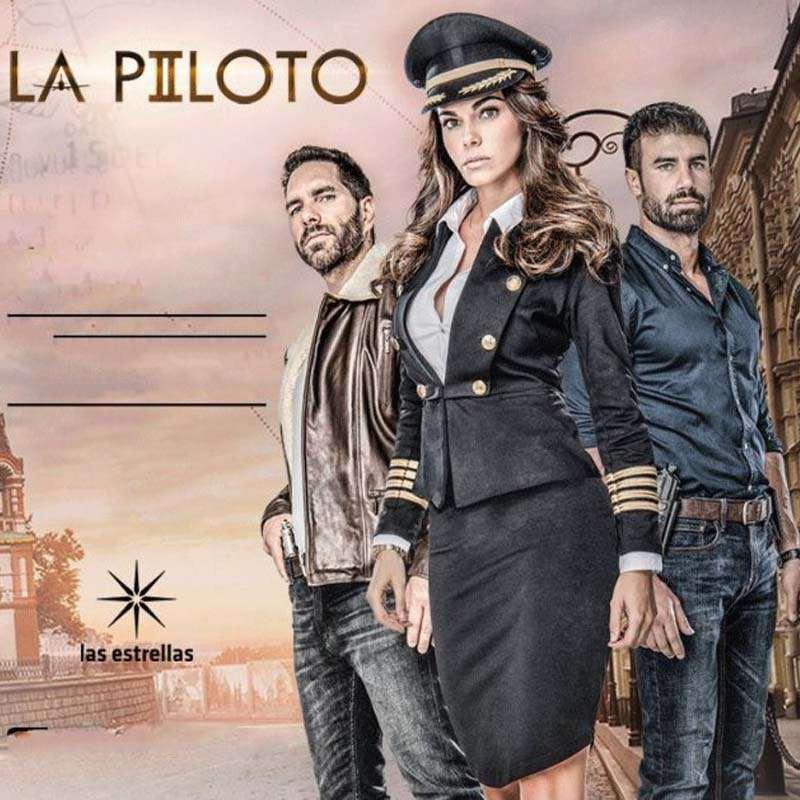 Compra la Serie: La Piloto 2 completo en DVD.