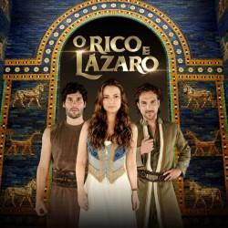 Compra la Telenovela: El rico y Lázaro completo en DVD.