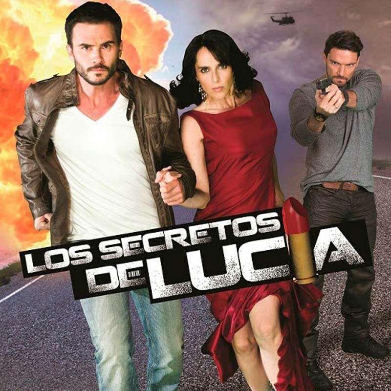Compra la Telenovela: Los secretos de Lucía completo en DVD.