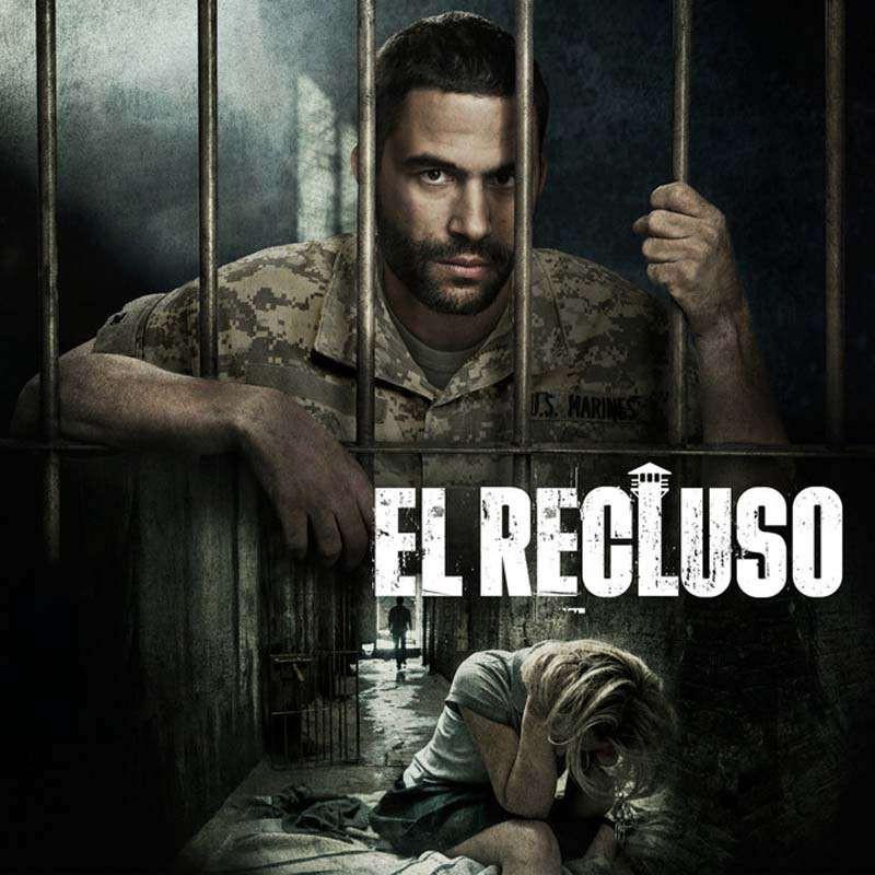 Compra la Serie: El Recluso completo en DVD.