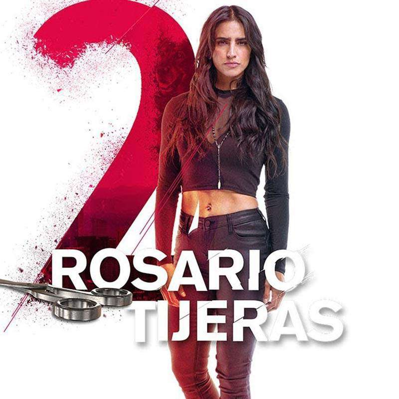 Compra la Serie: Rosario Tijeras 2 completo en DVD.