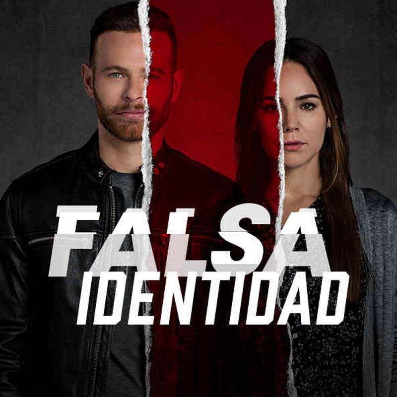 Compra la Serie: Falsa identidad completo en DVD.