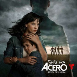 Compra la Serie: Señora Acero 5 completo en DVD.
