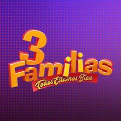 Compra la Telenovela: 3 familias completo en DVD.