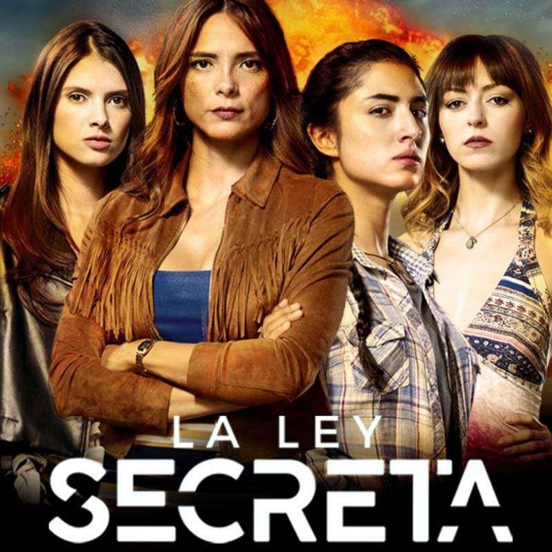 Compra la Serie: La Ley Secreta completo en DVD.