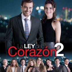 Compra la Telenovela: La Ley del Corazón 2 completo en DVD.