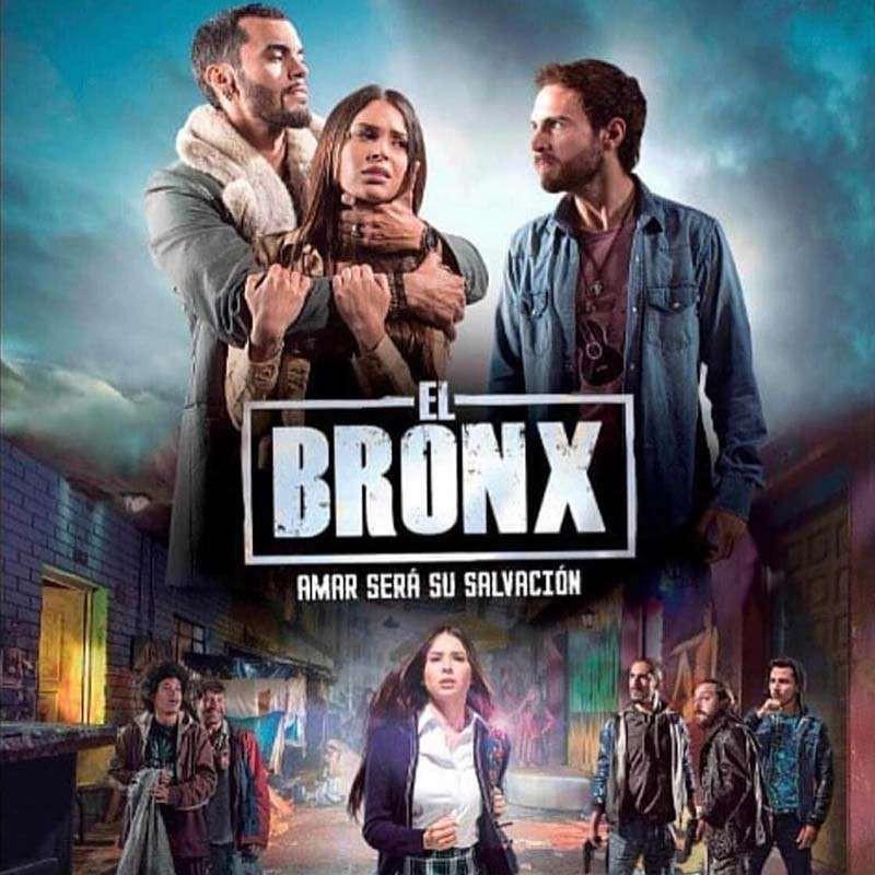 Compra la Serie: El Bronx completo en DVD.
