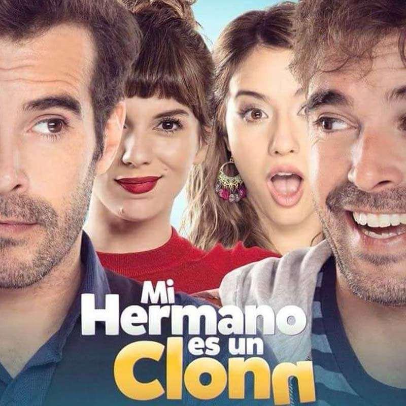 Compra la Telenovela: Mi hermano es un clon completo en DVD.